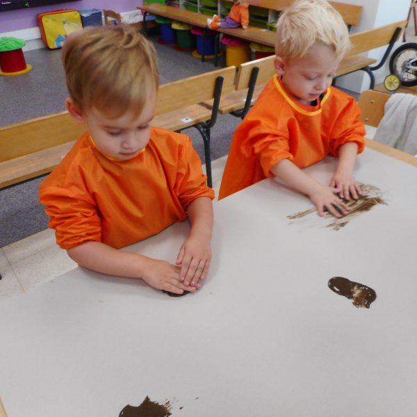 Vlinderklas : de dieren van de boerderij