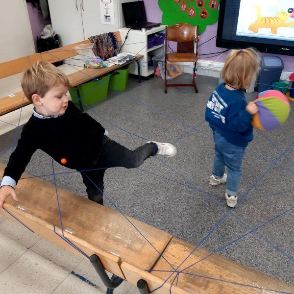 Kikkerklas: Thema Sinterklass