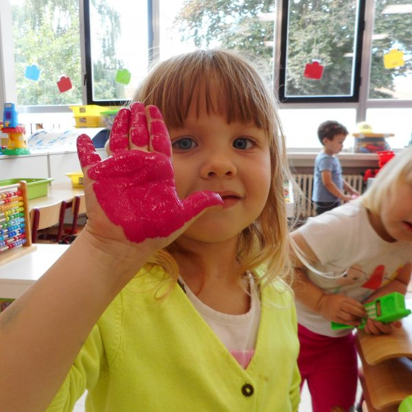Vlinderklas : Nieuwe vriendjes in de vlinderklas!