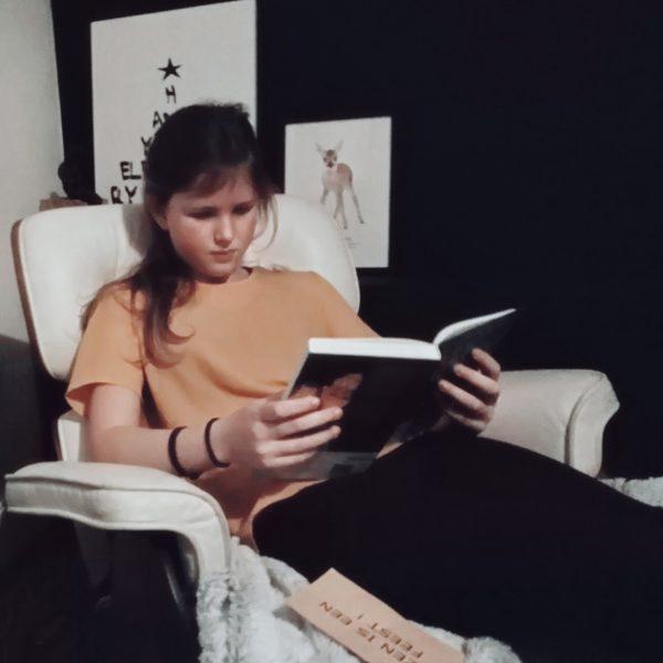 Lezen is een feest. De Beuk.