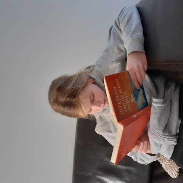 Lezen is een feest ! De Beuk.