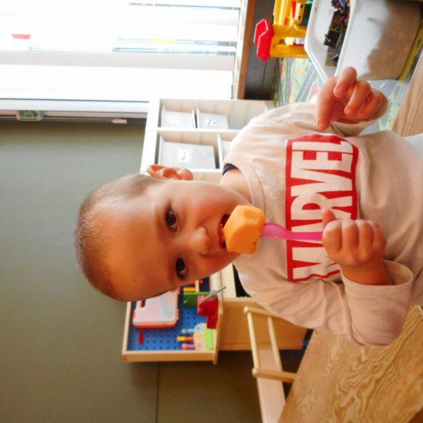Kikkerklas: thema fruit