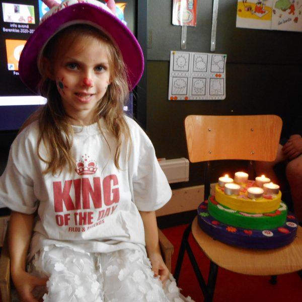 3KB : De laatste weken in de Berenklas