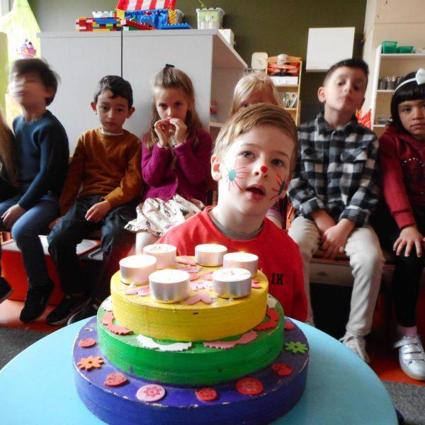 3KB : Verjaardag Emile en Nicolas