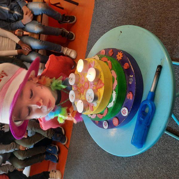3KB : Verjaardag Linus