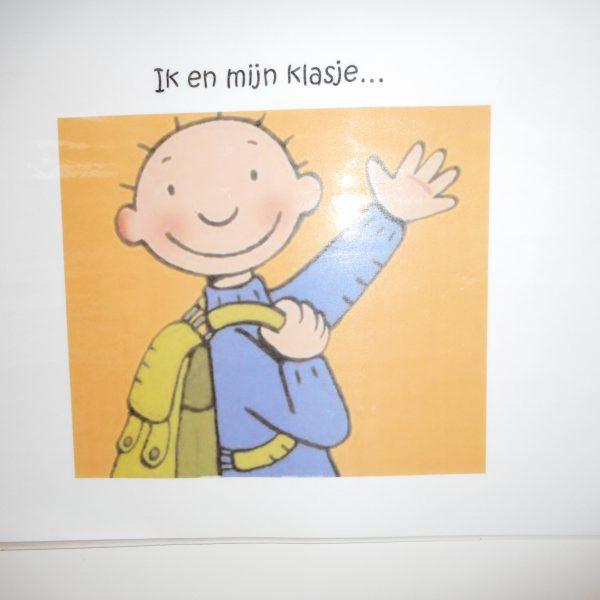 Vlinderklas: terug naar school!