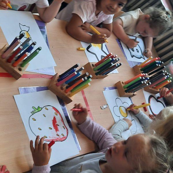 Uiltjesklas: De eerste weken in onze nieuwe klas