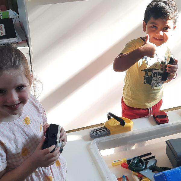 Uiltjesklas: feest voor papa