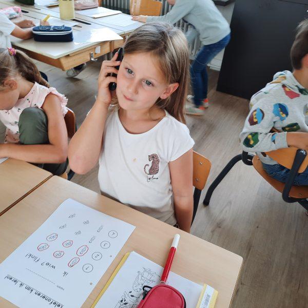 Telefoneren kan je leren!