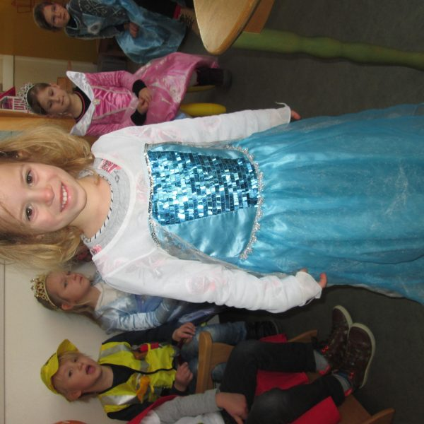 Carnavalsfeest in de Olifantenklas