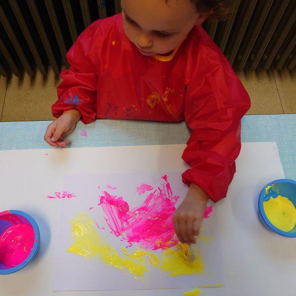 Dolfijnenklas: Wij zijn grote kunstenaars!