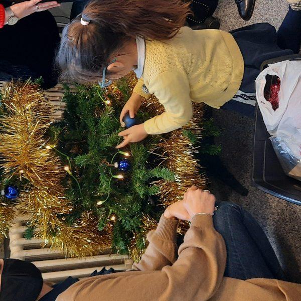 Uiltjesklas: Kerst