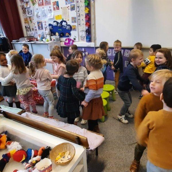 Uiltjesklas: Welkom lieve Sint en Pieten