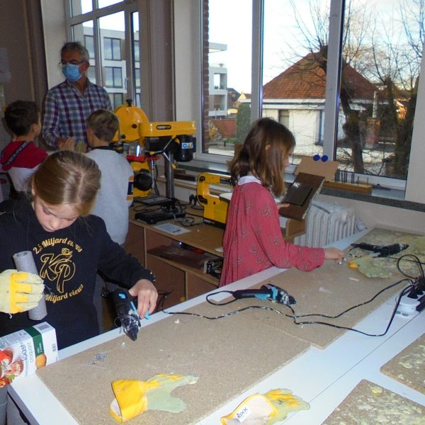 Techniek: robots maken