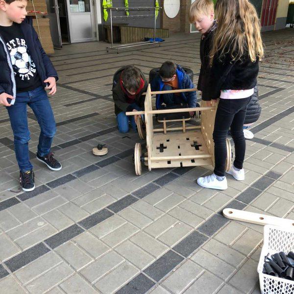 Hoe bouw ik een kar?