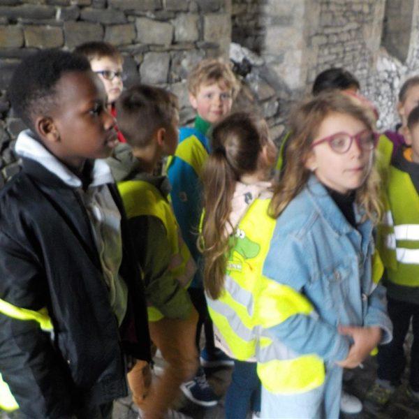 Schoolreis 2de lj Gravensteen (deel 1)