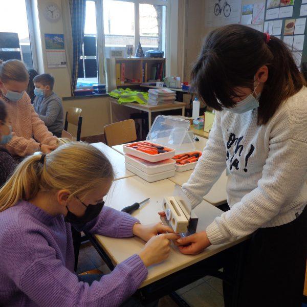 Techniek in de klas (2)