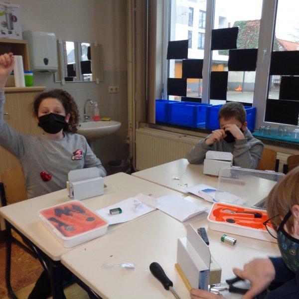 techniek in de klas