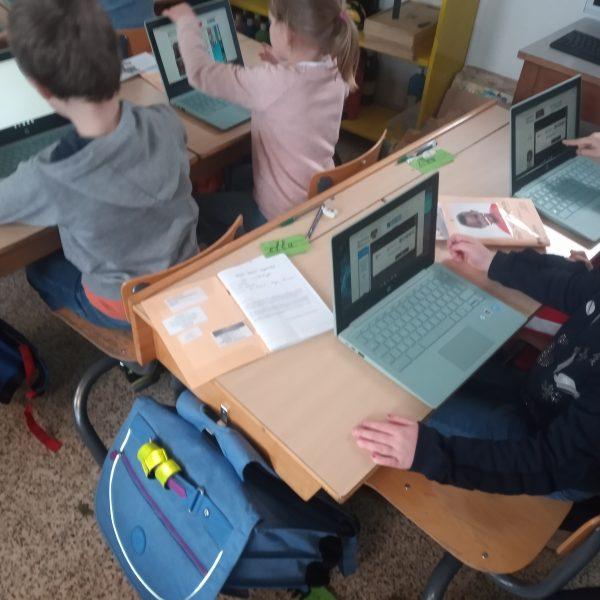 1elj - ICT-les met de chromebooks