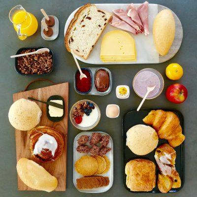 Kleuter PAAS ontbijt