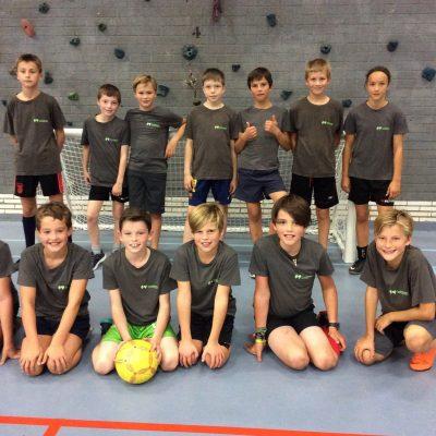 Minivoetbal (4de lj.)