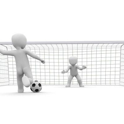 Schoolsport: mini-voetbal voor het 6de leerjaar