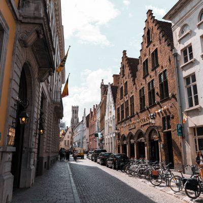 Studiereis Brugge 5de lj